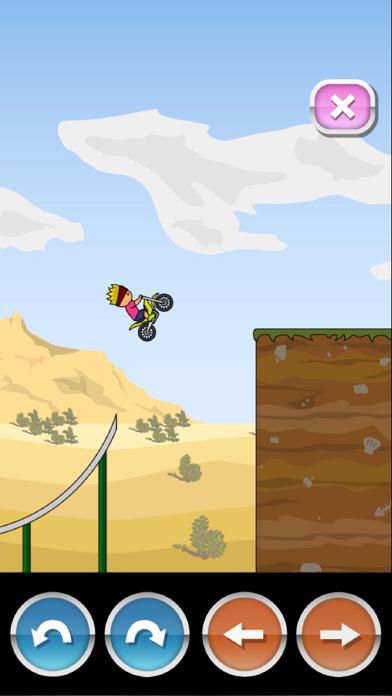 トニーくんのトライアルバイクのおすすめ画像2