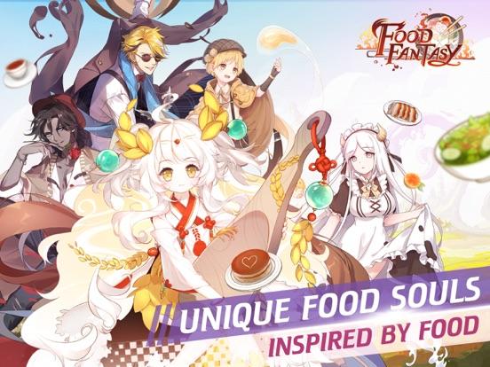 Food Fantasy-ipad-4