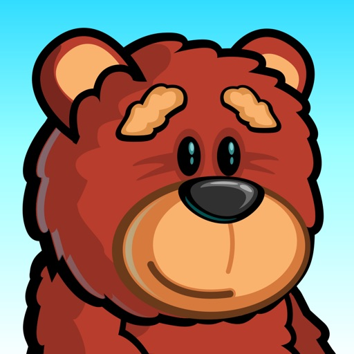 Super Toy Bear Running Game icon