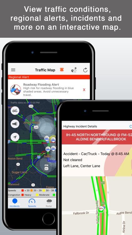 Houston TranStar screenshot-0