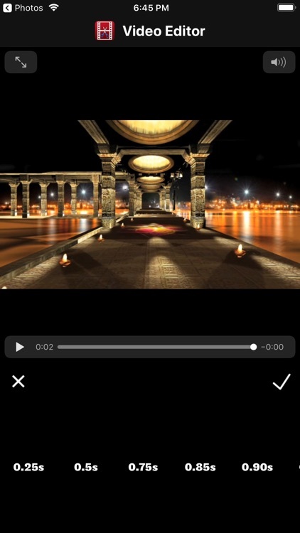 Video Editor & iVideo Maker screenshot-4