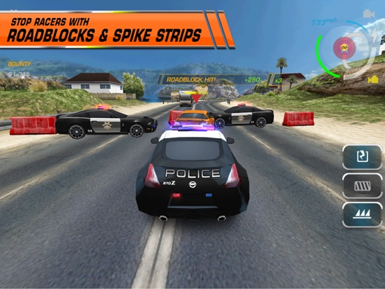 Need for Speed™ Hot Pursuit for iPad - Screenshot 2