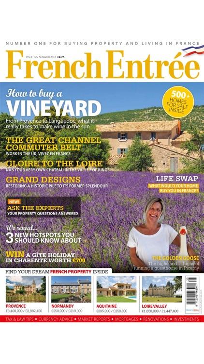 FrenchEntrée Magazine screenshot-4