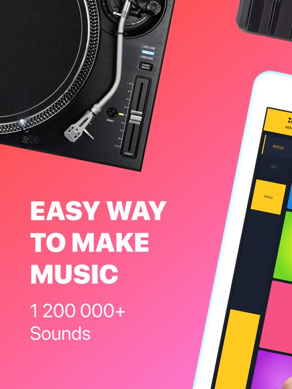Drum Pads 24 - Beats Maker-ipad-0