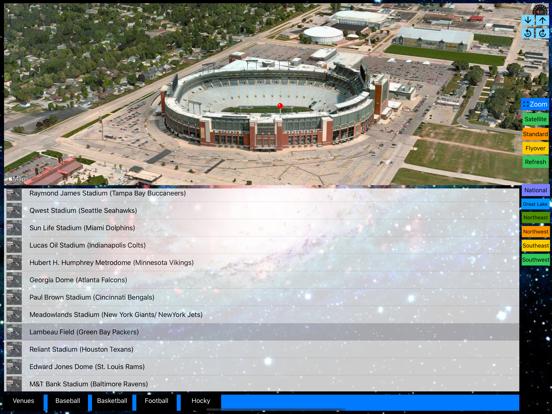 Sport Stadiums Pro - 3D Cities screenshot 11