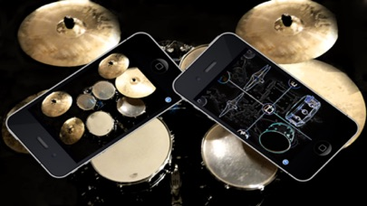 Screenshot for RealDrums (Dynamic) in Greece App Store