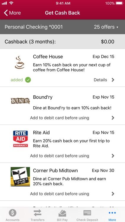 IU Credit Union Mobile Banking screenshot-6