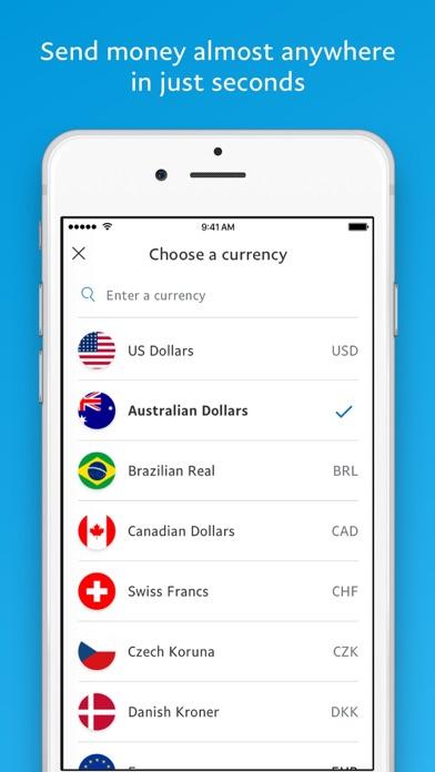 PayPal screenshot three