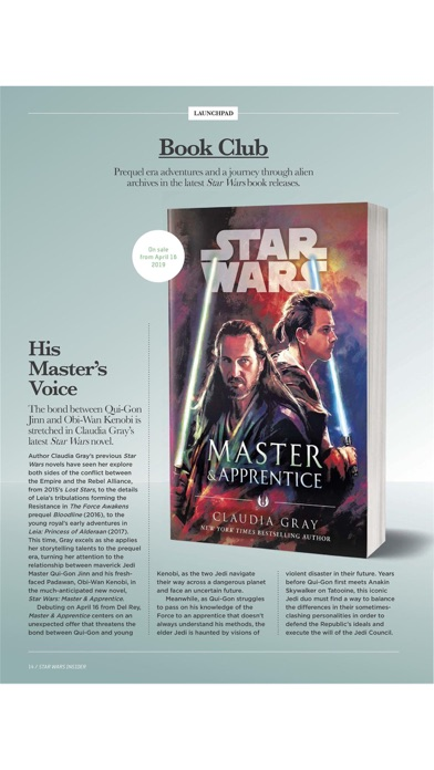 Star Wars Insider review screenshots