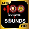 +100 Buttons and Sound Effects - iPhoneアプリ