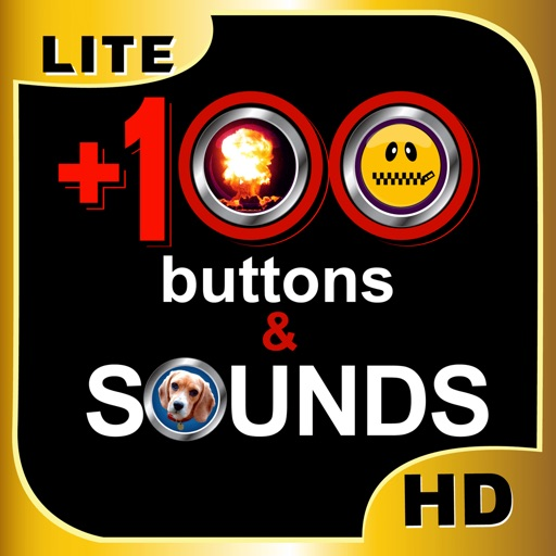 +100 Buttons and Sound Effects