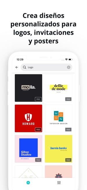 f28a3538f Canva Diseña - Diseño Gráfico en App Store