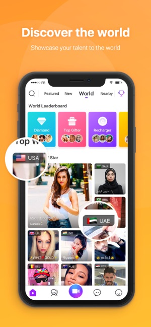 LiveMe – Live Video Chat on the App Store