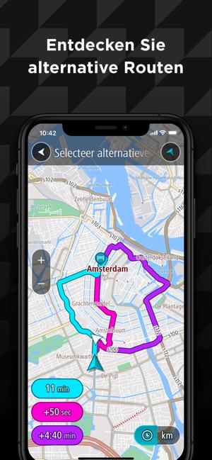TomTom GO Navigation im App Store