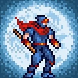 Ninja Ranger Of Gaden