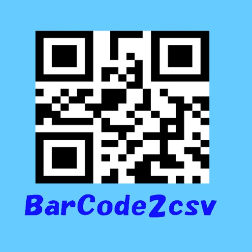 BarCode2csv