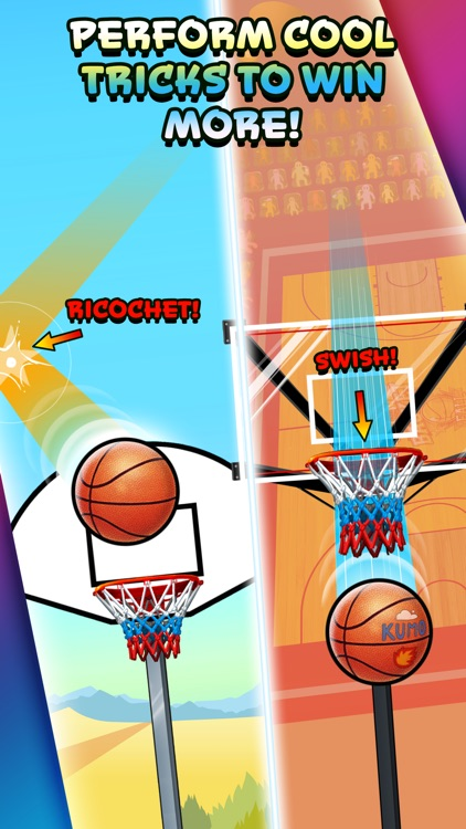 Basket Fall screenshot-3