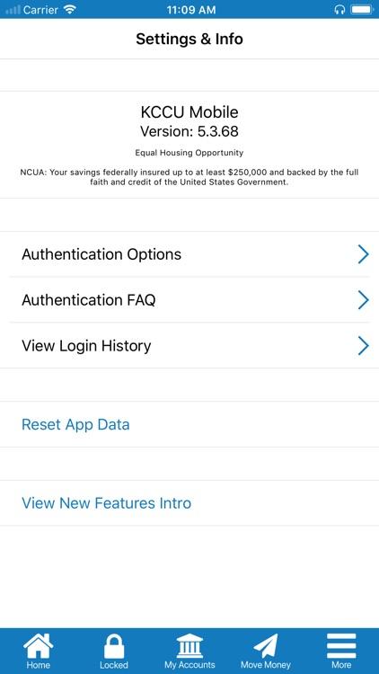 Kent County CU Mobile screenshot-3