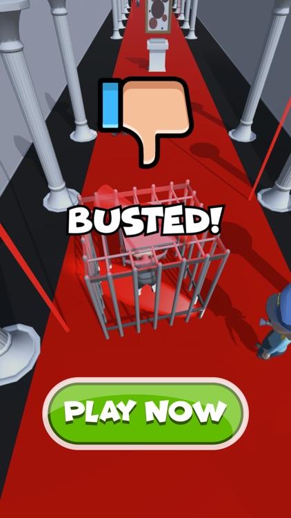 Museum Thief 3D screenshot-5