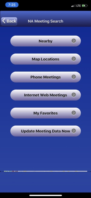 NA Meeting Search on the App Store