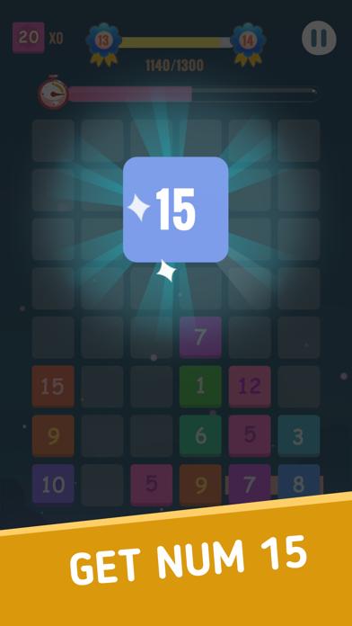Number Blocks - Merge Puzzle screenshot 5