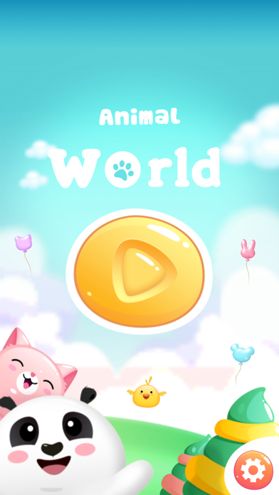 Screenshot for 动物消消乐园 - 萌宠快乐消消消 in Greece App Store