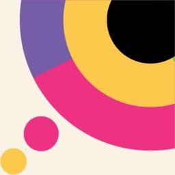 Circle Smash: Black