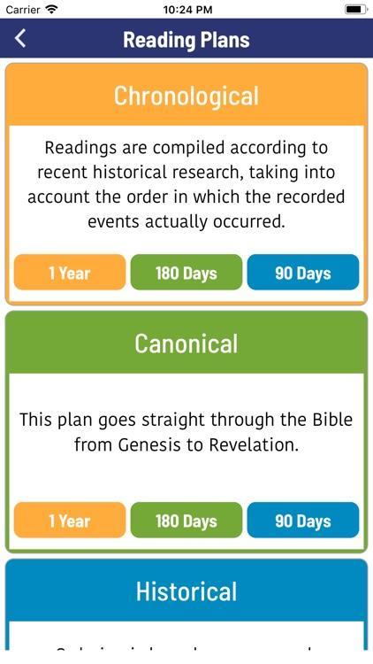 NKJV Bible Holy Bible Revised screenshot-3