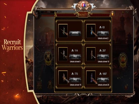 Warrior:Holy Battle screenshot #4