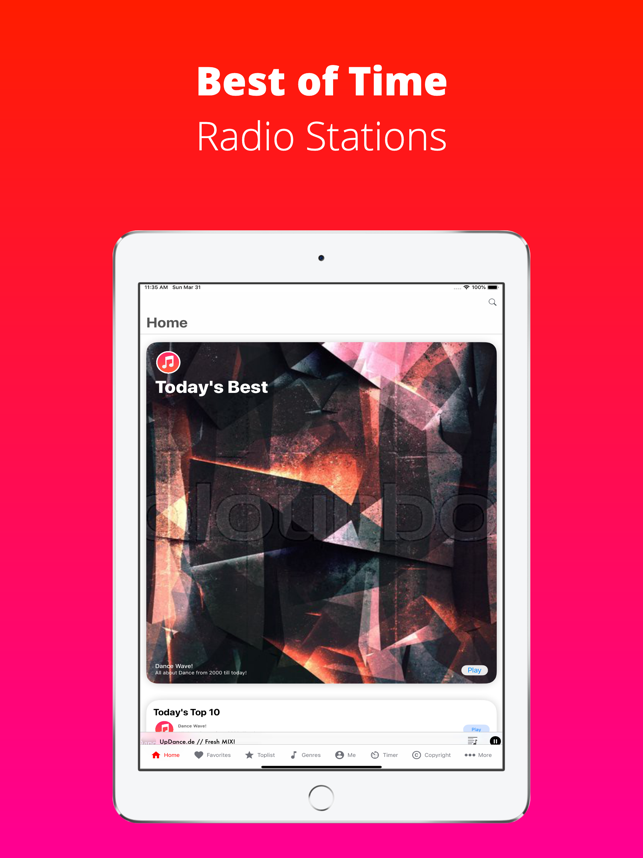 Jukebox - All Shoutcast Radio on the App Store