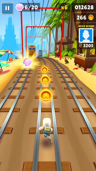 Subway Surfers pour Android