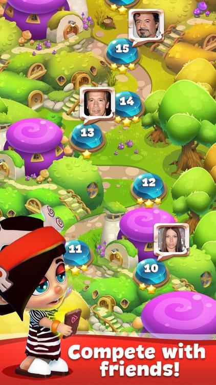 Gemmy Lands: Jewel Games