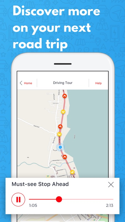 Oahu GyPSy Guide Driving Tour screenshot-3