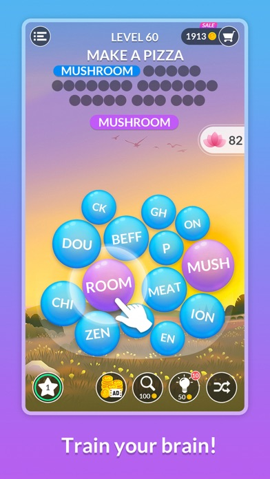 Word Serenity: Relaxing Games screenshot 2