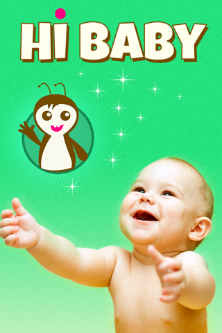 Hi baby -  Interactive - náhled