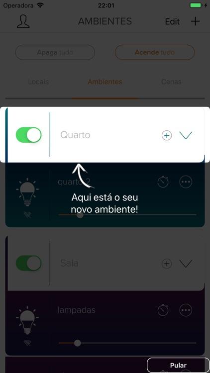 Brilia LightSense screenshot-6