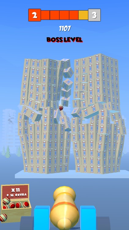 Hit & Knock : Destroy Tower