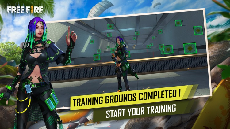 Garena Free Fire: Rampage screenshot-3