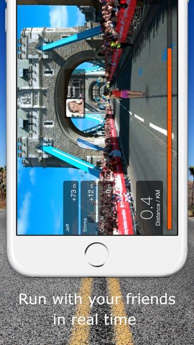 RunSocial screenshot three
