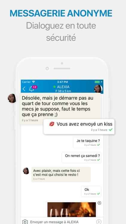 Mignonne - Rencontre coquine screenshot-4