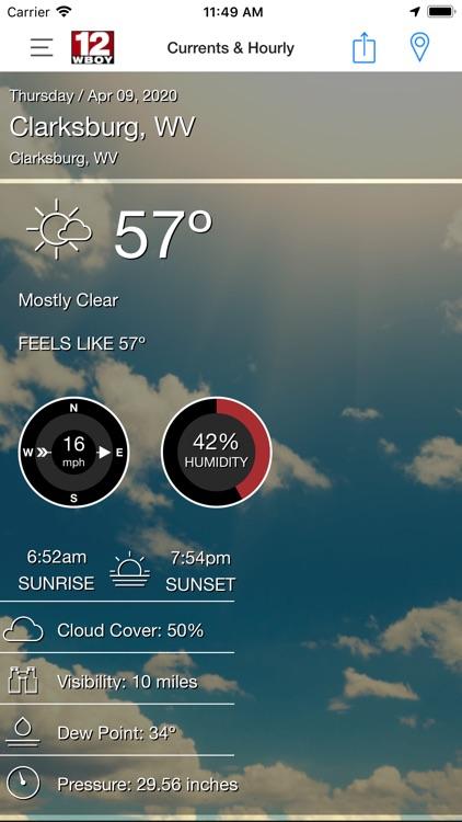 StormTracker 12 screenshot-3