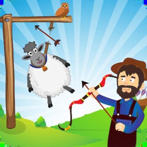 Save Sheep: Archery Master