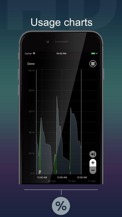 Battery HD+ screenshot-4