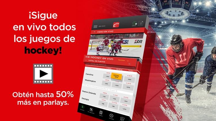 Caliente Deportes screenshot-6
