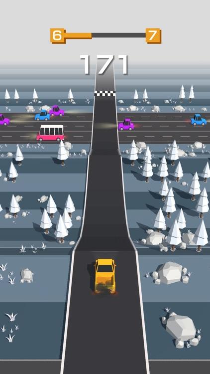Traffic Run! screenshot-5