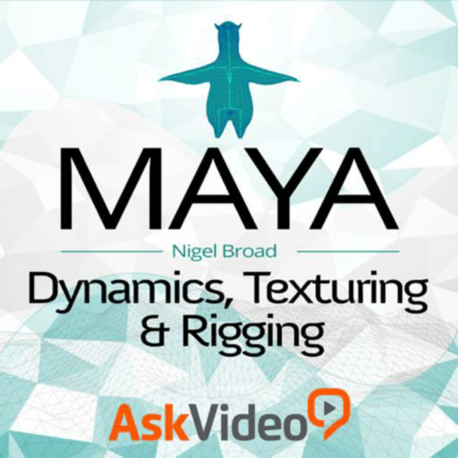 Ask.Video Guide for Maya 202