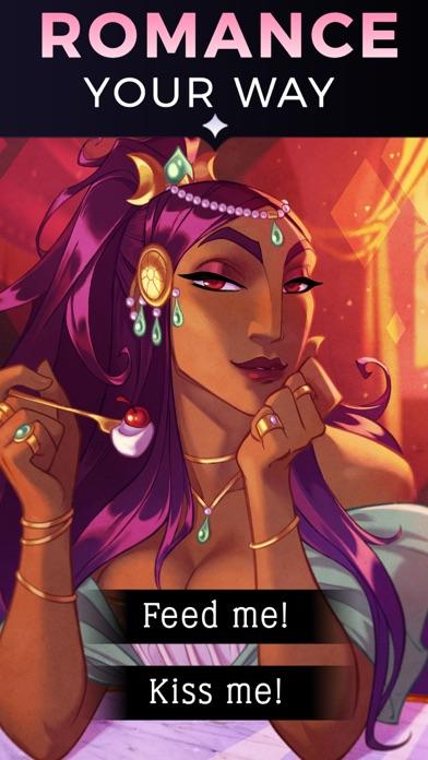 The Arcana: A Mystic Romance by Nix Hydra Games (iOS, United States