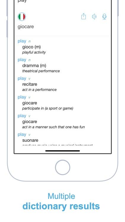 Translate Pro &  Dictionary screenshot-3
