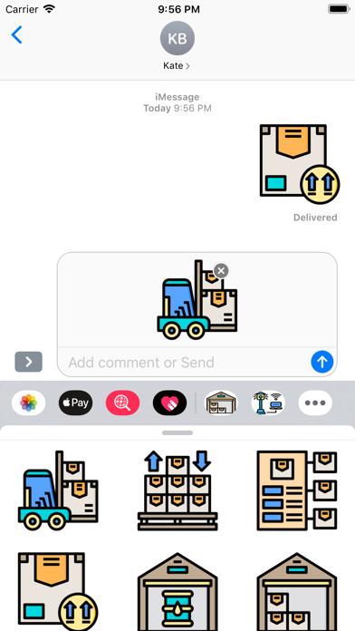 WarehouseMi screenshot 4