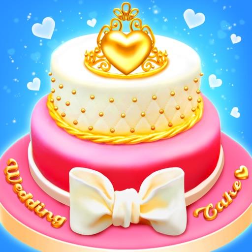 свадебный торт: выпечка игры
